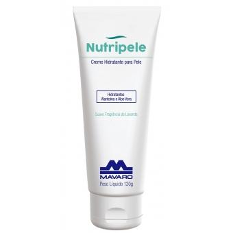 Creme Mavaro Nutripele hidratante para a pele - bisnaga 120 gramas 9f798b2f26