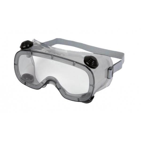 Óculos Delta Plus Ruiz 1 Ampla Visão com válvula - incolor - Polo do ... dd48bd43ac