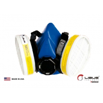 80c2b612a8617 Respirador Libus semifacial reutilizável - Modelo 9200 ...