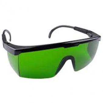 377ba4a472560 Óculos de segurança Carbografite Spectra 2000 Verde - Spectra Verde ...
