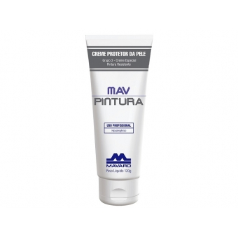 Creme Protetor da pele Grupo 3 Mavaro MAV Pintura - CA 38390 - bisnaga 120  gramas 6dee75396b